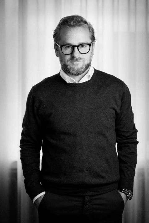 Chairman, Nordic region: Pär Bergkvist. Photo: Lars Jansson
