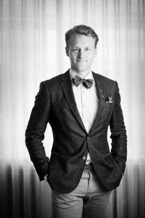 Chairman, Denmark: Rasmus Palsgård. Photo: Lars Jansson