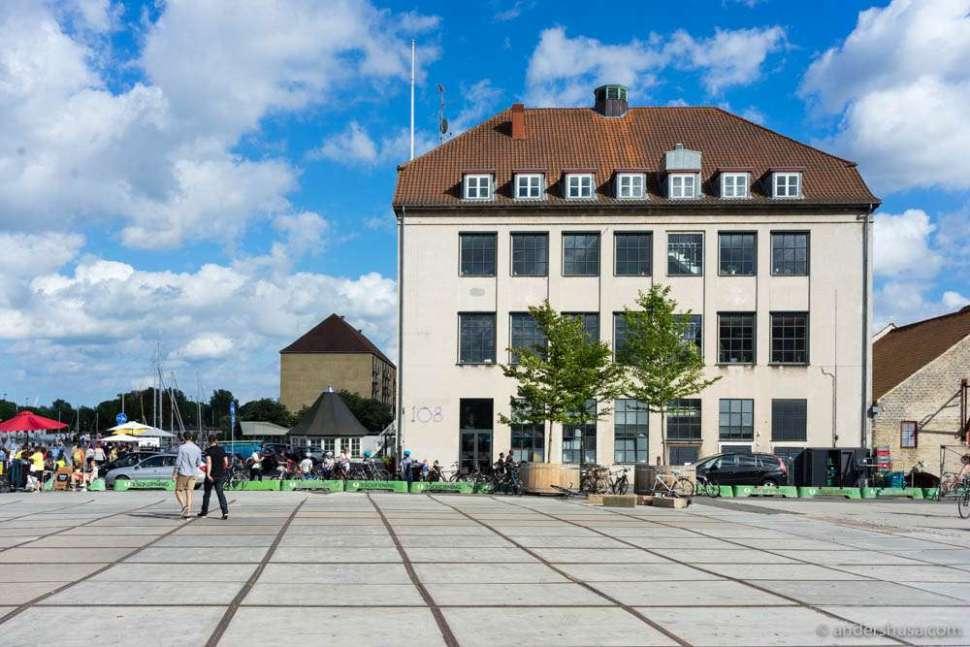 The Corner at 108 at Christianshavn in Copenhagen