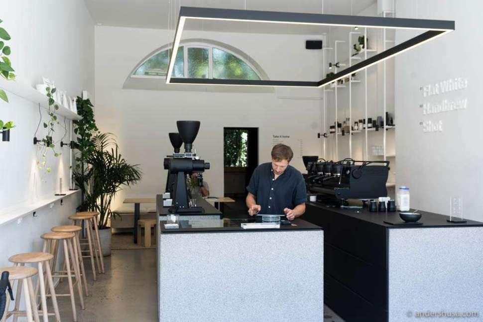 Törnqvist is the best coffee shop in Hamburg