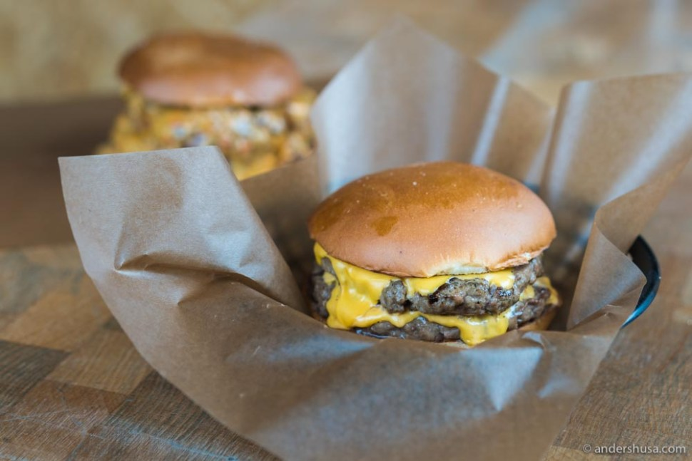 The O.G. cheeseburger.