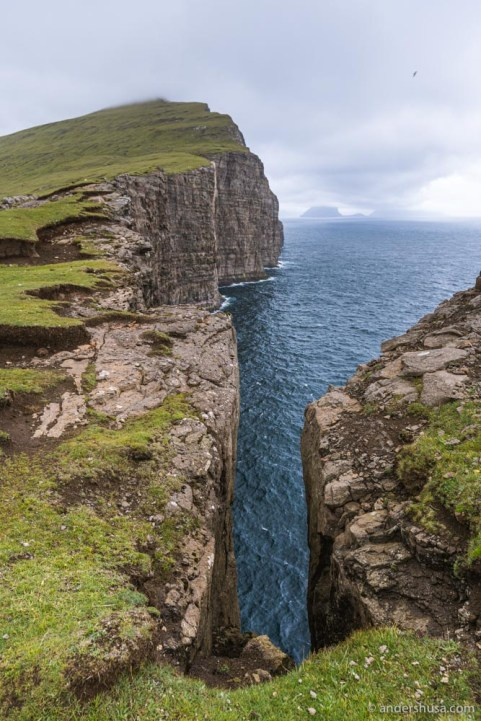 The Faroe Islands hikes have some breathtaking views.