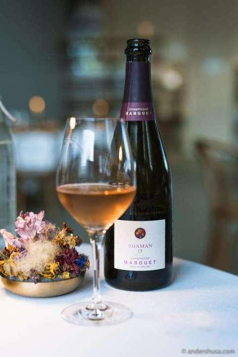 Shaman Champagne Grand Cru 2017 – Marguet.