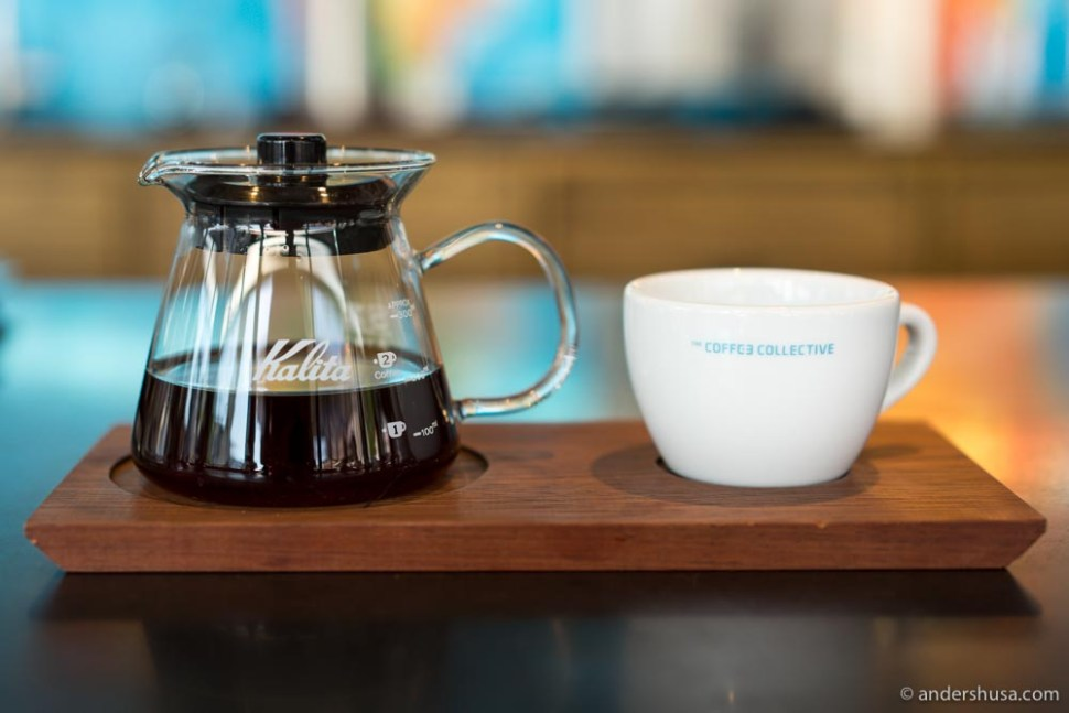 Coffee Collective paved the way for third wave coffee in Copenhagen.