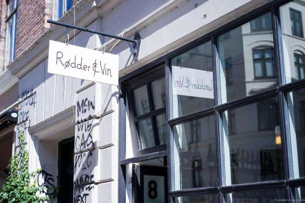 Rødder & Vin.