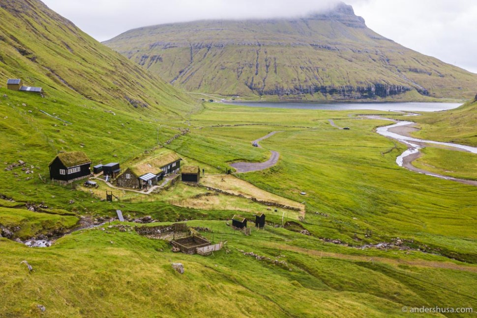 Restaurant Koks, Frammi við Gjónna, Leynavatn, Faroe Islands