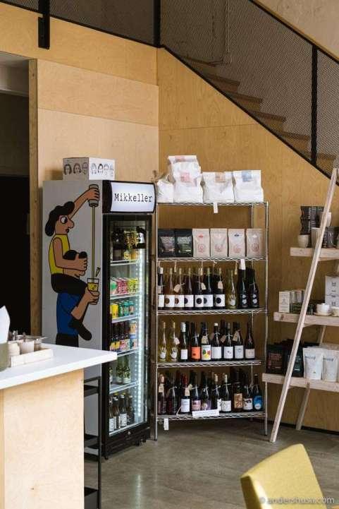 With natural wine and Mikkeller beer, Karjase Sai is a slice of Copenhagen in Tallinn!