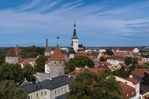 The Best Restaurants in Tallinn