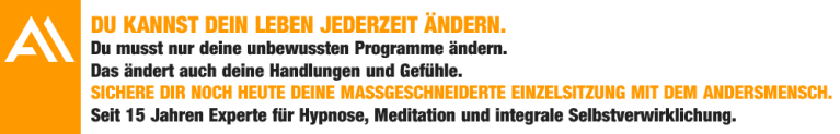 ANDERSMENSCH – CONSULTING