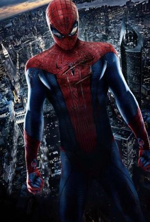 The Amazing Spider-Man. Meh.