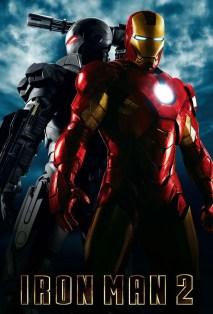 Iron Man 2. Meh.