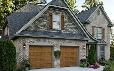 Garage Door Tips for New Construction