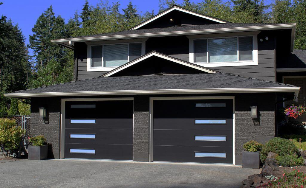 New Modern Tech Garage Doors Anderson Garage Doors