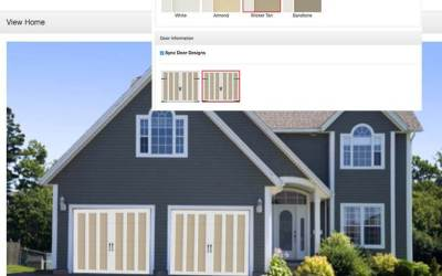 Design your Garage Door