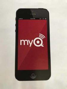 lifmaster myq garage door app