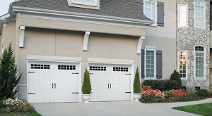 spring clean your garage door