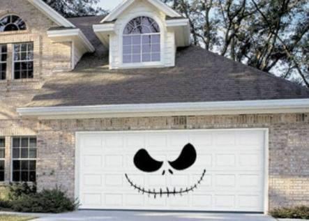 Halloween Garage Door Decor Anderson Garage Doors