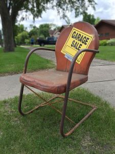 garage sale logan ut