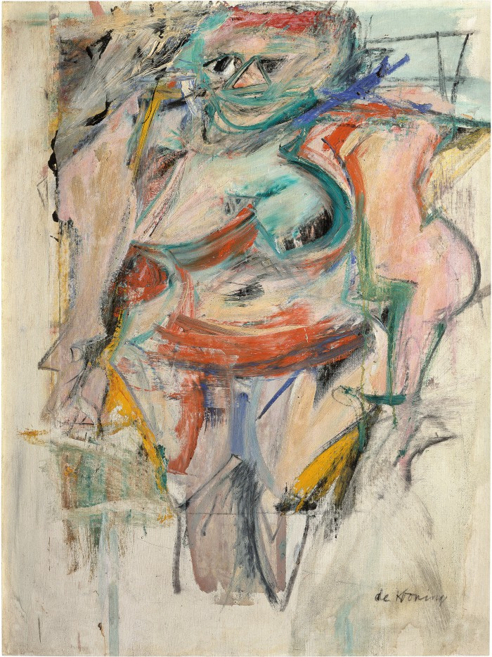Willem de_Kooning  Artist  Anderson Collection at