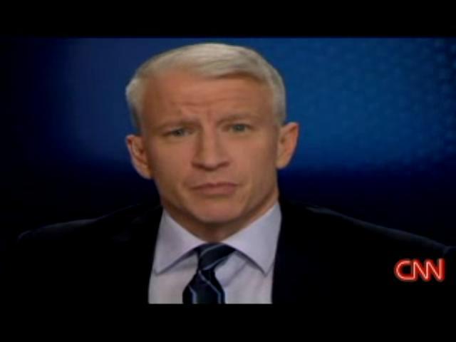 Anderson Cooper 26 09 09