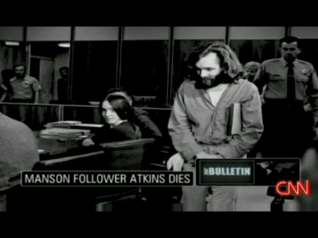 Manson follower atkins dies