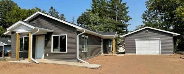 habitat house install