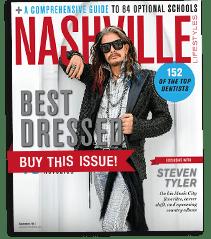 Nashville Lifestyles Cover