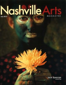 Nashville Arts July 2013 - COVER