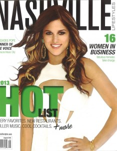 Nashville Lifestyles August 2013