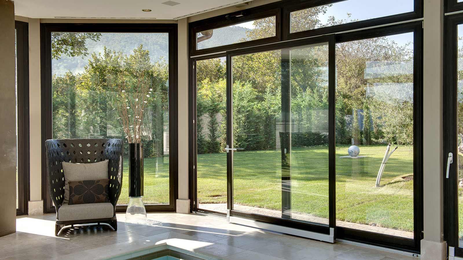 Sliding Glass Doors Windows