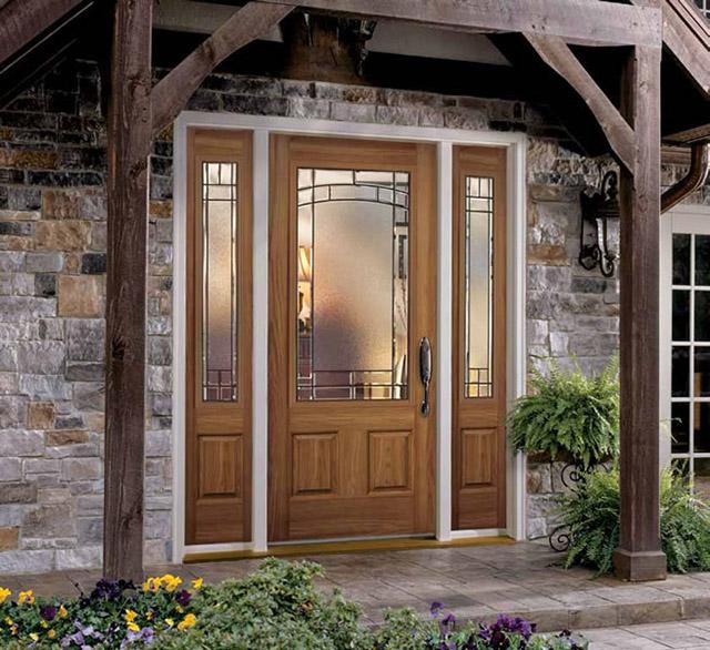 Decorating  Anderson Front Doors