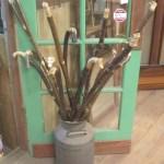 Live Oak Canes & Walkng Sticks: Plain $38; Carved Cane $42; Carved Walking Stick $48