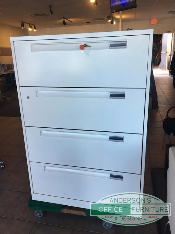 Used Steelcase Lateral Files  Andersons Office Furniture