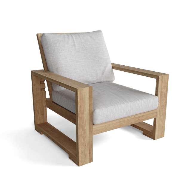 Capistrano Deep Seating Armchair