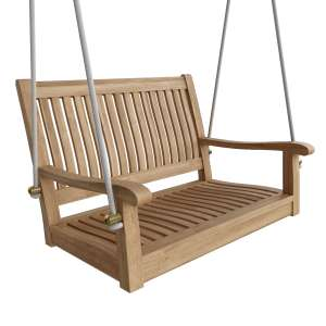 Del-Amo 36″ Straight Swing Bench