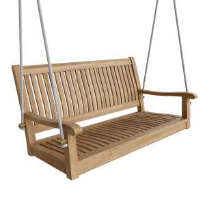 Del-Amo 48″ Straight Swing Bench