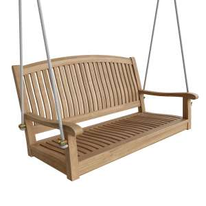 "Del-Amo 48"" Round Swing Bench"