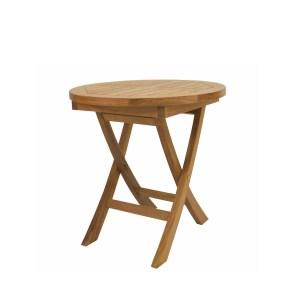 """Bahama 20"""" Round Folding Table"""