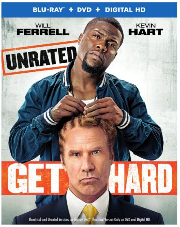 "Own ""Get Hard"" on Blu-ray Combo Pack on June 30th or own it early on Digital HD on June 9th 1"