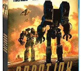 "SCREAM FACTORY BRINGS ""ROBOT JOX"" TO BLU-RAY ON JULY 7TH, 2015! 16"