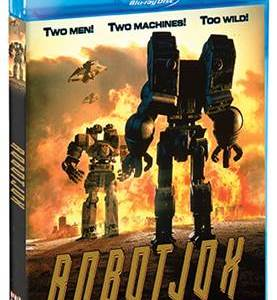 """SCREAM FACTORY BRINGS """"ROBOT JOX"""" TO BLU-RAY ON JULY 7TH, 2015! 11"""
