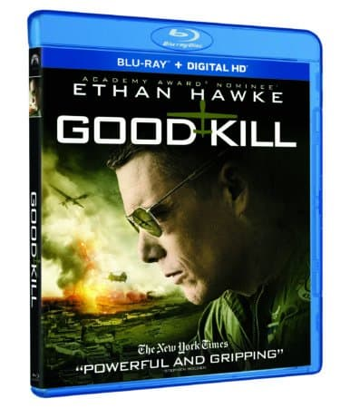 GOOD KILL comes to Blu-ray/DVD/On Demand September 1st and Digital HD August 14th 1