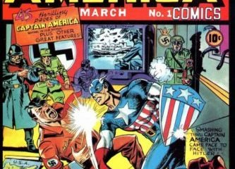 THE AVENGERS PROJECT: CHAPTER 6 - CAPTAIN AMERICA 33