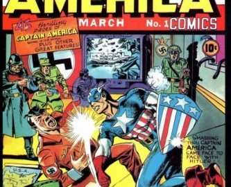 THE AVENGERS PROJECT: CHAPTER 6 - CAPTAIN AMERICA 47