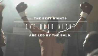 "BE PART OF ""ONE BOLD NIGHT"" WITH EPISODES 1-4 OF THIS SHORT FILM. 2"