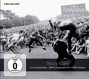STRAY CATS: LIVE AT ROCKPALAST 15