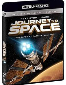 Journey to Space 4K UHD gets a new clip! 15