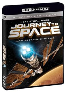 Journey to Space 4K UHD gets a new clip! 3