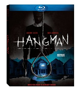 HANGMAN/ Starring Amy Smart,  Jeremy Sisto and Kate Ashfield/ Available Blu-ray & DVD on February 9, 2016 1
