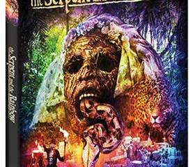 Wes Craven's THE SERPENT AND THE RAINBOW Collector's Edition BD set hits shelves Feb 23, 2016 19
